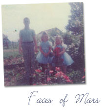 Spring: Faces of Mars