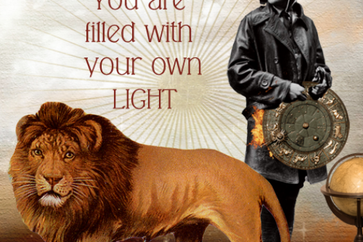 Leo New Moon: Filled With Your Own Light