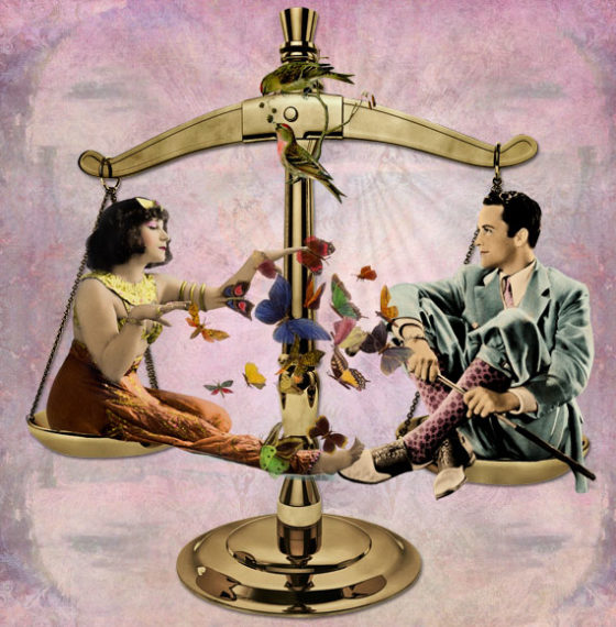 Libra New Moon: The Way the World Works